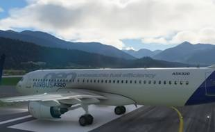 L'aéroport d'Andorre pourrait accueillir à moyen terme 500.000 passagers par an.