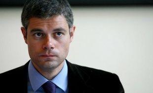 Laurent Wauquiez le 2 avril 2009