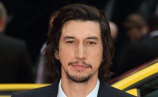 L'acteur Adam Driver