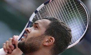 Jo-Wilfried Tsonga le 26 mai 2016 à Roland-Garros