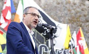 Le président de l'Assemblée de Corse Jean-Guy Talamoni reconnaît l'indépendance de la Catalogne.
