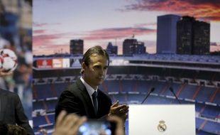 Julen Lopetegui a été présenté par le Real Madrid