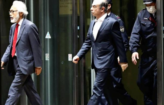 Affaire Carlos Ghosn: L'ex-PDG aurait quitté Tokyo en train, accompagné de plusieurs personnes