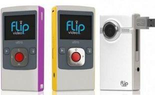 Des caméras Flip.