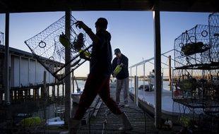 A proximité de Washington, les habitants de la ville de Tangier aux Etats-Unis sont menacés par le changement climatique et la montée du niveau de la mer.