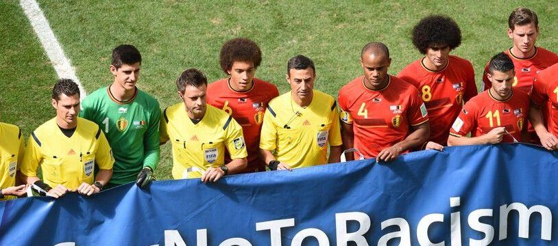 La Fifa a lancé de nombreuses campagnes de communication pour dire non au racisme dans le foot.