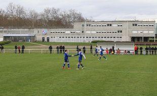 Le centre de formation du RCS à la Meinau. Strasbourg le 19 mars 2017.