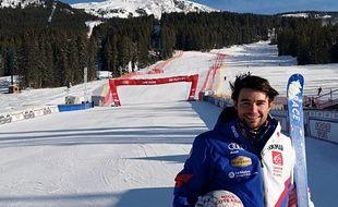 Matthieu Bailet a pour objectif d'intégrer le Top 30.