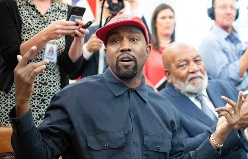 VIDEO. Kanye West doit arrêter immédiatement toute construction sur son ranch