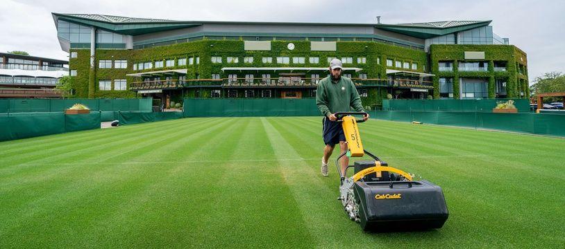 Le tournoi de Wimbledon est déjà tourné vers 2021, et l'organisation incertaine en raison du coronavirus.