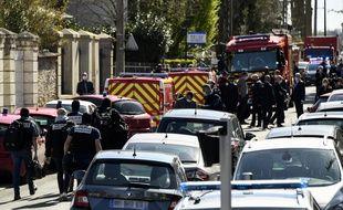 Une fonctionnaire de police a été assassinée dans le hall du commissariat de Rambouillet