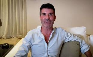 Simon Cowell a été hospitalisé après un grave accident.
