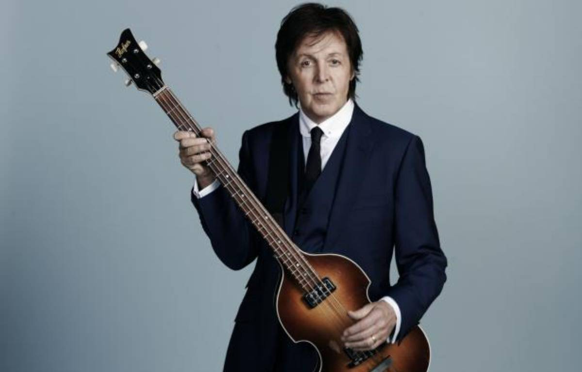 Paul McCartney sort «New», son quatorzième album solo. – Mary McCartney