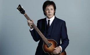 Paul McCartney sort «New», son quatorzième album solo.