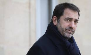 Christophe Castaner, le ministre de l'Intérieur, le 16 janvier 2019.