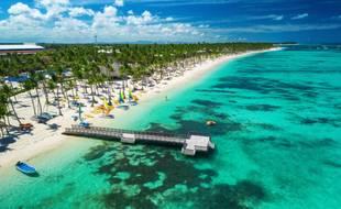 La star des plages, c'est celle de Bávaro avec ses récifs coralliens.