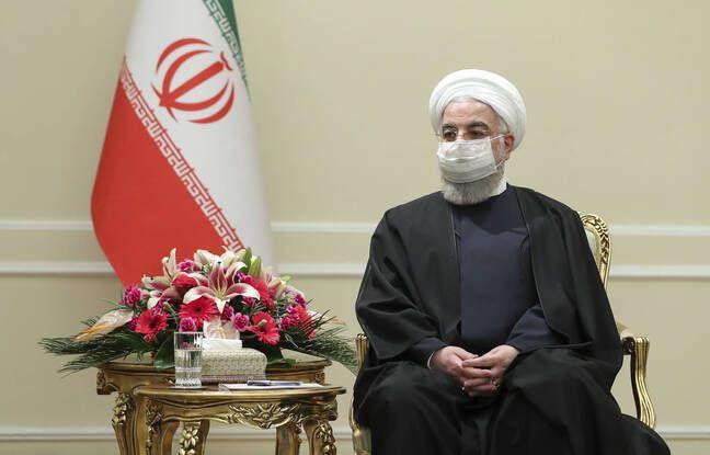 648x415 le president iranien hassan rohani a teheran le 7 mars 2021
