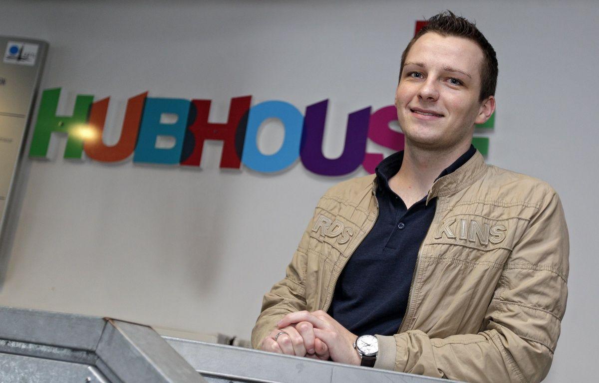 Nathan Martin est l'un des trois gagnants du concours vidéo du Hubhouse de Lille 1. – M.Libert / 20 Minutes