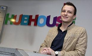 Nathan Martin est l'un des trois gagnants du concours vidéo du Hubhouse de Lille 1.