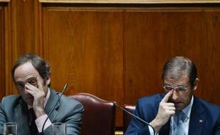 Sous la pression de ses créanciers internationaux, le gouvernement portugais a maintenu le cap de la rigueur, en défendant jeudi un budget pour 2014 vivement contesté par une population usée par des sacrifices à répétition.
