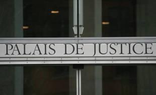 Le palais de justice de Toulouse.