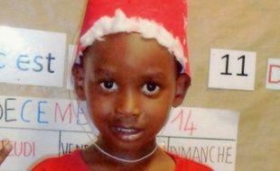 Cette photographie récente transmise par le Ministère de l'Intérieur le 16 août 2015 montre Rifki, âgé de 4 ans, qui a été enlevé le 15 aout 2015 vers 14 heures sur la place de la Mairie à Rennes