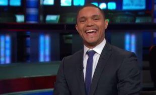 Trevor Noah a fait quelques apparitions au Daily Show