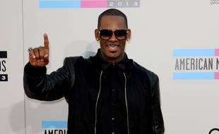 Le chanteur R. Kelly