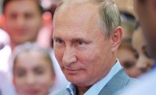 La fonte des glaces est très pratique pour la Russie