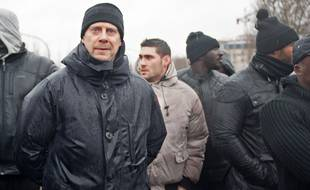Alain Soral, le 26 janvier 2014.