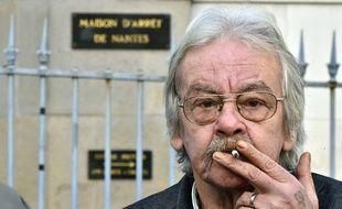 Georges Courtois, à Nantes, en 2017.