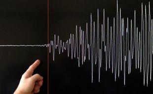 Graphe d'un séisme