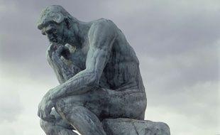 Une autre scuplture (très connue de Rodin): Le Penseur.