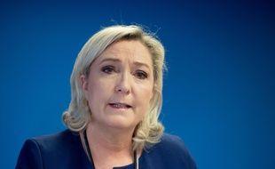 Marine Le Pen, le 3 décembre 2018 à Nanterre.