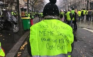 A 14 heures, on comptait 5500 manifestants dans les rues de Paris.