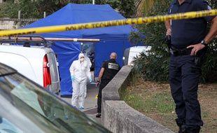 Le 18 septembre 2013, Patrice Madelaine, agent immobilier, est tué par balles à Ajaccio.