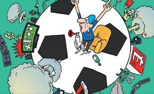 Extrait de Le monde est foot