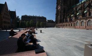 Il sera question de la place du Château au prochain conseil municipal de Strasbourg