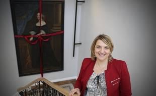 Aurélie Vermesse est la propriétaire de l'hôtel cinq étoiles, le Clarance, à Lille.