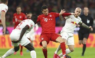 Lewandowski et le Bayern ont un petit break d'avance sur la concurrence