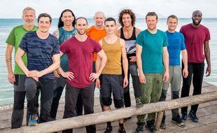 Les dix participants masculins de « Koh-Lanta : La légende »