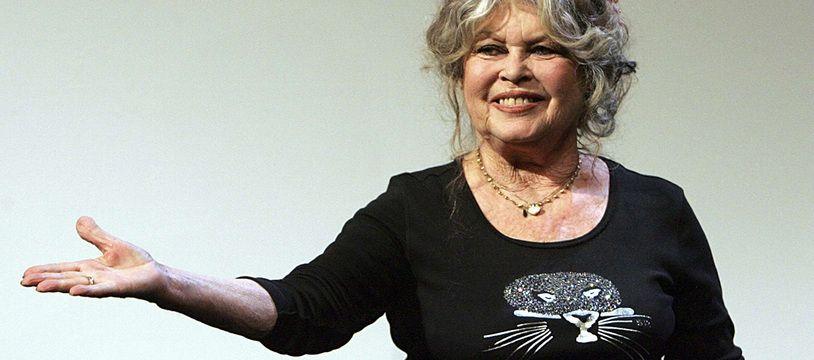 Brigitte Bardot condamnée pour avoir insulté le patron des chasseurs (illustration).