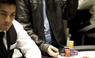 Daniel Negreanu, lors de l'EPT de Londres, en septembre 2010.