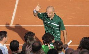 Le Croate Ivan Ljubicic, ancien N.3 mondial, a annoncé mercredi à l'ATP qu'il allait se retirer du tennis après le tournoi de Monte Carlo en avril