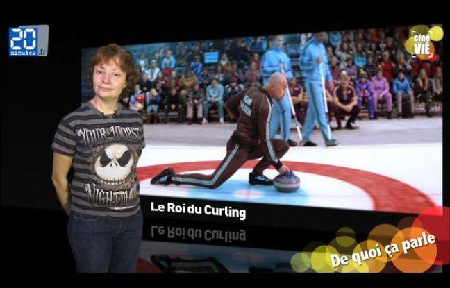 Caroline Vié, critique ciné de 20 Minutes, décrypte «Le roi du curling».