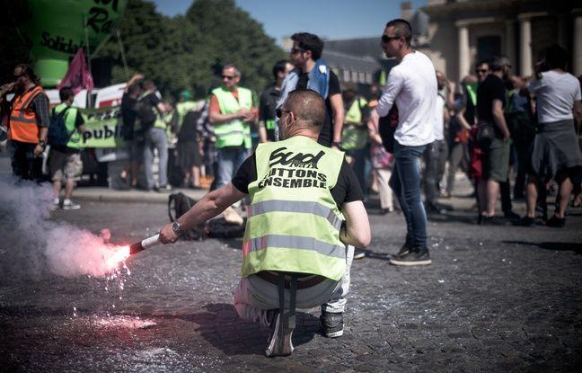 Grève à la SNCF: Les syndicats veulent reprendre la main et «frapper un grand coup»
