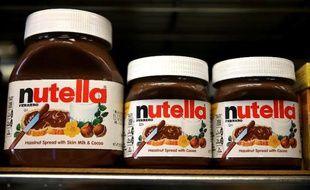 Nutella, illustration.