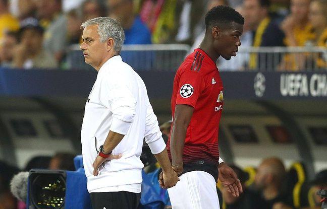 Je t'aime, moi non plus: Après s'être fait critiquer par Pogba, Mourinho lui retire le brassard de vice-capitaine