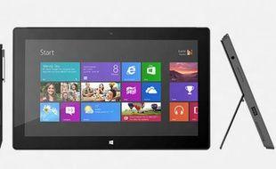 La tablette Surface Pro, de Microsoft, attendue en janvier 2013.