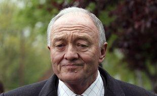 Ken Livingstone, l'ancien maire de Londres